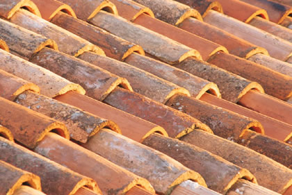 The new roof buyer 39 s guide composite and tile roofs for Spanish style roof tiles